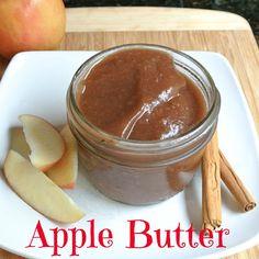 Apple Butter in the Crock-Pot