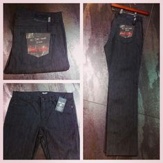 Just in! Men's 90 Day Tour Denim from #killcity #black #straightleg #menswear #mensfashion