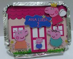 Marmitinha Personalizada Peppa Pig   Papel Criar   Elo7