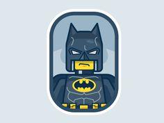 Batman by Scott Tusk
