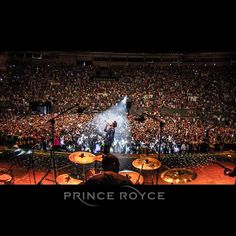 Royce concert in Madrid!