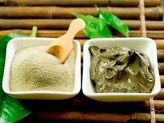 Benefícios da argila verde