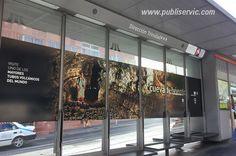 Museos de Tenerife, Marquesinas del Tranvía de Tenerife, ¿te interesa? Contacta con nosotros. #rotulacion #vehiculo #tranvia #publiservic #mupis #marquesina Tenerife, Room, Furniture, Home Decor, Advertising, Museums, Bedroom, Decoration Home, Room Decor