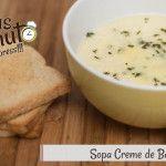 Sopa Creme de Batata 2 Queijos