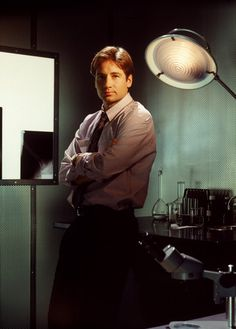 Mulder - the-x-files Photo