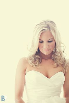 wedding hair by Make Me Fabulous, bridal, long hair. Photo by Bailly Photography