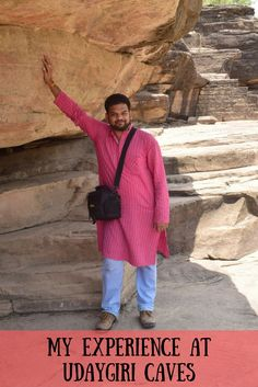 My experience at Udayagiri Caves: What to see at Udayagiri. Udayagiri means mountains of sunrise making it perfect destination to capture landscapes.  #travel #landscape