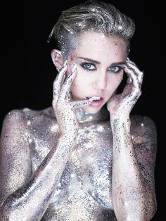 Miley Cyrus by Rankin