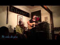 Mi vida de gira: Noche Sabinera y fiesta de cantautores