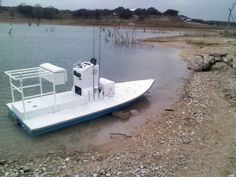 Jet Flats boat