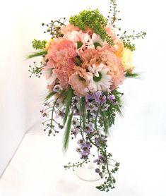 Bukiet mini kaskada Floral Wreath, Wreaths, Home Decor, Homemade Home Decor, Flower Crown, Deco Mesh Wreaths, Interior Design, Garlands, Home Interior Design
