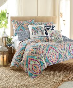 20 Best Multi Colored Spring Bedding Sets | Peaceful Bedrooms ...