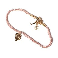 Coral & Tusk - Titlee Collaboration - Clover Bracelet - Titlee and Coral & Tusk