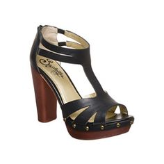 Black Chant Sandal by Seychelles