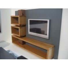 entertainment unit shelving (crazy that this is actually doll furniture)