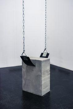 Fabian Bürgy. Escultura conceptual