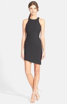 Free shipping and returns on Elizabeth and James 'Bridget' Asymmetrical Cutaway Dress at Nordstrom.com.