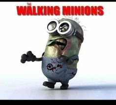 The walking minions