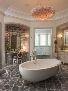Top 60 Best Master Bathroom Ideas - Home Interior Designs Discover the top 60 best master bathroom ideas featuring both grand and small spaces. Explore unique bath tub, shower and vanity interior designs. Bad Inspiration, Bathroom Inspiration, Bathroom Ideas, Bathroom Designs, Bathroom Organization, Bathroom Storage, Bathroom Goals, Bathroom Inspo, Bathroom Layout