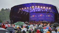 The Big Concert gets the London 2012 Festival off to a rousing start on June 21.