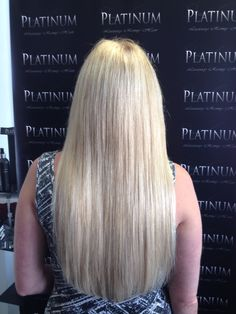 Jessica's after Platinum Hair Extensions, Keratin Hair Extensions, Long Hair Styles, Beauty, Long Hair Hairdos, Long Haircuts, Long Hair Cuts, Long Hairstyles, Long Hairstyle