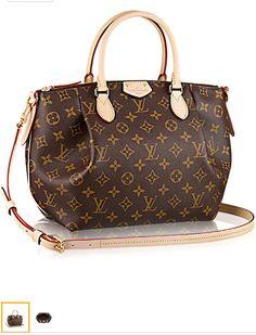 f74f206def38 Louis Vuitton Authentic Louis Vuitton Monogram Canvas Turenne PM Tote Bag