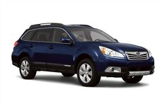 Pacific NW + Subaru Outback. *Swoon*