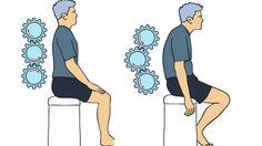 Claves para una columna saludable: consigue una postura activa