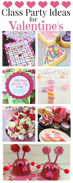 210 Best Valentine S Day Class Party Ideas Images In 2019
