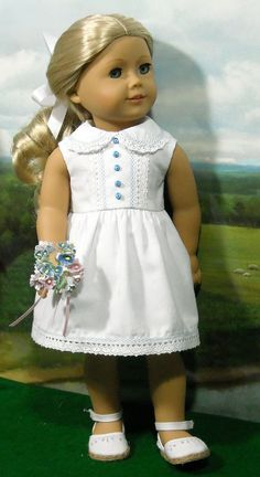 My Life Doll Clothes, Bitty Baby Clothes, Sewing Doll Clothes, American Doll Clothes, Doll Clothes Patterns, Clothing Patterns, Kids Clothing, American Girl Diy, American Girl Accessories