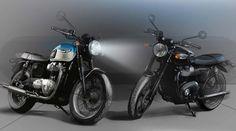 Bonneville T100 Range | Triumph Motorcycles