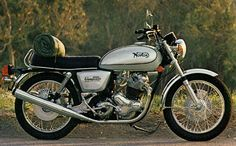 1975 Norton Commando-850