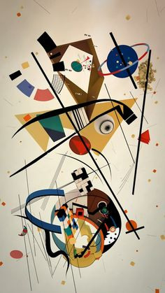 "audio video ""The artist must train not only his eye but also his soul. Miro Paintings, Chagall Paintings, Famous Abstract Artists, Geometric Artists, 3d Geometric Shapes, Famous Artists Paintings, Abstract Geometric Art, Famous Artwork, Modern Artists"