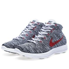 new style aa551 8d78c One part Nike Free, one part Flyknit, one part Chukka, and three parts