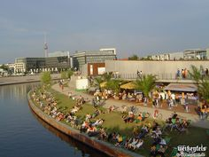 Capital Beach @Amber (beach bar) #berlin