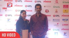 Sairat Girl Rinku Rajguru And Nagraj Manjule At Lokmat Maharashtrian Of The Year Awards – 2017