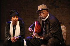 Yusra Warsama and Hudaidi tell the story of Suuban, a young Somali woman from Woolwich, south London