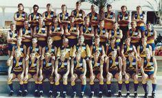 Inaugural Team 1987