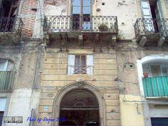 la casa dove visse Giovanni Pascoli mentre si trovava a Messina
