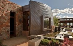 Santa Fe Residence by Overland Partners Architects, Design Workshop + Murase Associates