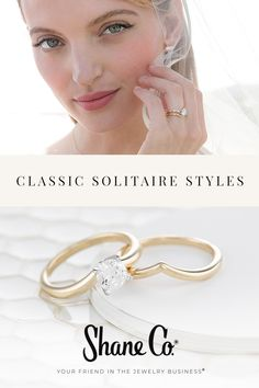 A gemstone solitaire may be the essential diamond engagement ring. Although other diamond engagement ring settings fall and rise in recognition, a solitaire ring is really a classic with constant, … Vintage Oval Engagement Rings, Wedding Rings Solitaire, Classic Engagement Rings, Engagement Ring Styles, Solitaire Engagement, Wedding Sets, Wedding Bands, Wedding Ceremony, Elegant Wedding
