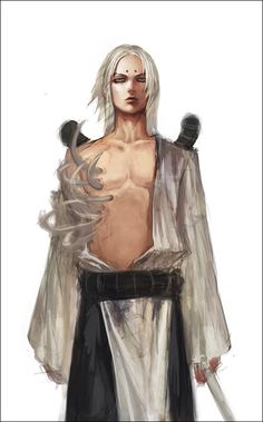 Buried deep within the sand. But never forgotten. Kimimaro ♥