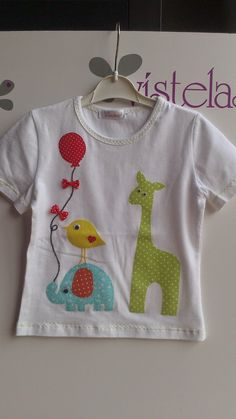 Like the elephant and the bird Applique Templates, Applique Patterns, Applique Designs, Embroidery Applique, Machine Embroidery, Embroidery Designs, Sewing Patterns, Quilt Baby, Sewing For Kids