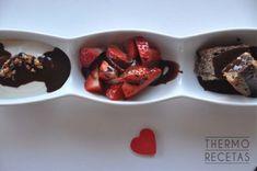 Salsa de chocolate - http://www.thermorecetas.com/salsa-de-chocolate/