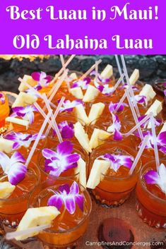 Old Lahaina Luau Maui, Hawaii, USA #maui #hawaii #luau #foodietravelusa #HawaiiHoliday