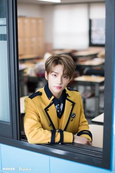 Stray Kids Hyunjin Graduation Photoshoot by Naver x Dispatch. Lee Min Ho, Graduation Photoshoot, My Little Baby, Lee Know, Models, Kpop Boy, Boyfriend Material, Mixtape, Boy Groups