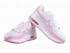Nike Air Max Ltd 2 Womens White Pink