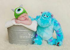 Monsters inc so freaking cute!