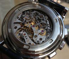 Patek Philippe 5070P Chronograph - Le Guide des Montres