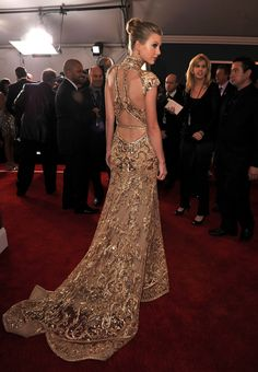 That dress is to die for